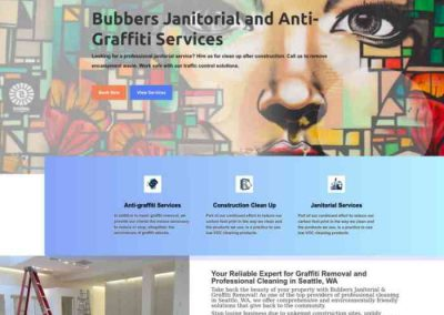 Bubbers Bubbers Janitorial and Anti - Graffiti Services