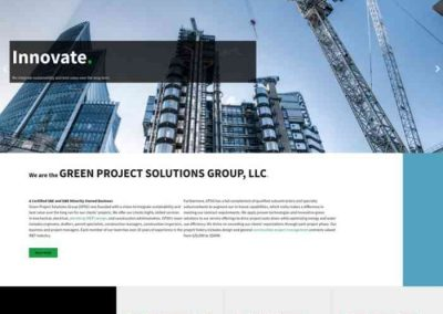 Green Projects Solutions Group
